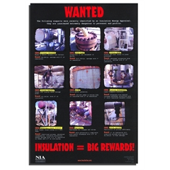 Industry's Most Wanted Poster