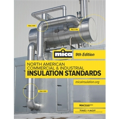 The National Commercial and Industrial Insulation Standards Manual - 8th Edition