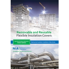 Mechanical Insulation Installation Video Series - Removable/Reusable Flex Covers